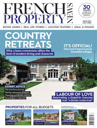 French Property News July 2020
