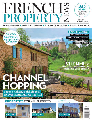 French Property News August 2020
