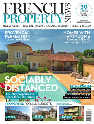 French Property News September 2020