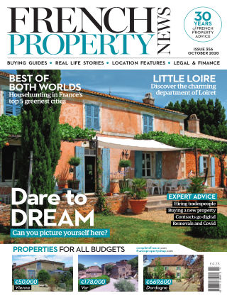 French Property News October 2020