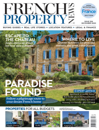 French Property News December 2020