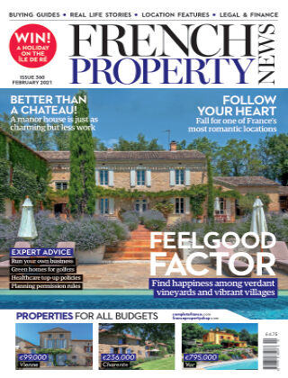 French Property News February 2021