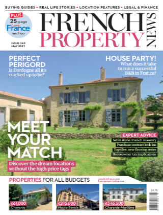 French Property News May 2021