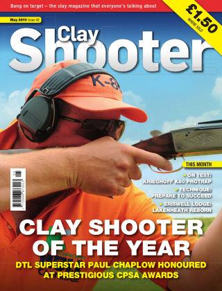 Clay Shooter May 2015