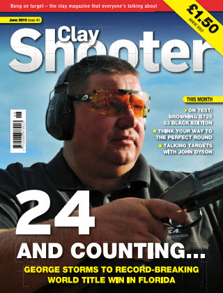 Clay Shooter June 2015
