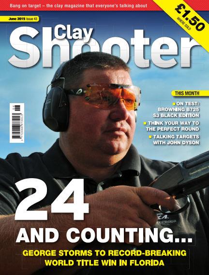 Clay Shooter May 20, 2015 00:00