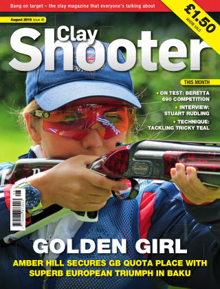 Clay Shooter August 2015