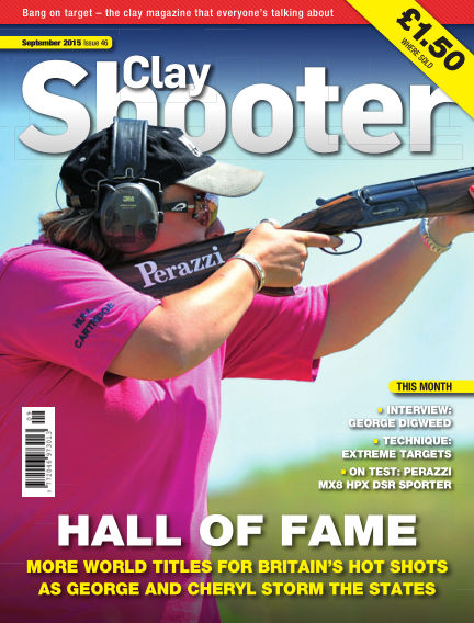 Clay Shooter August 19, 2015 00:00