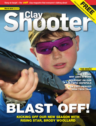 Clay Shooter March 2016