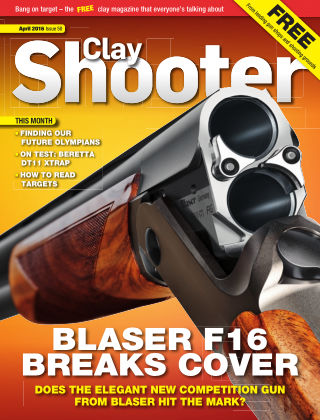 Clay Shooter April 2016