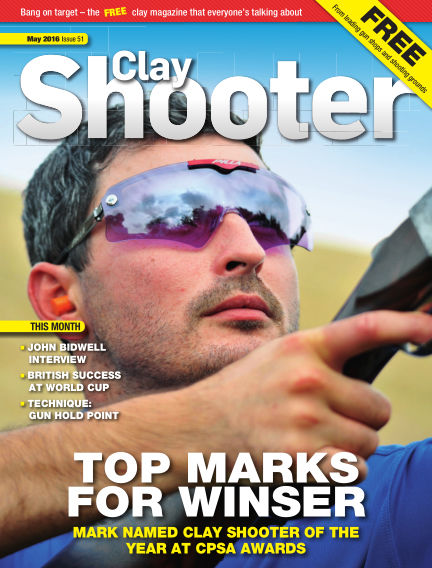 Clay Shooter April 20, 2016 00:00