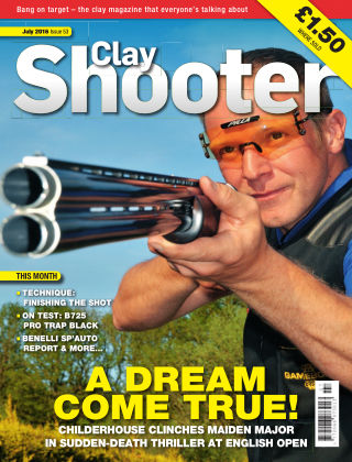 Clay Shooter July 2016