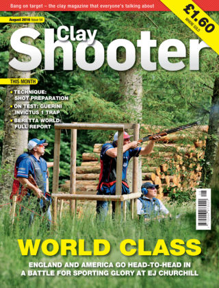 Clay Shooter August 2016