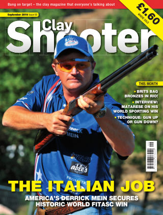 Clay Shooter September 2016