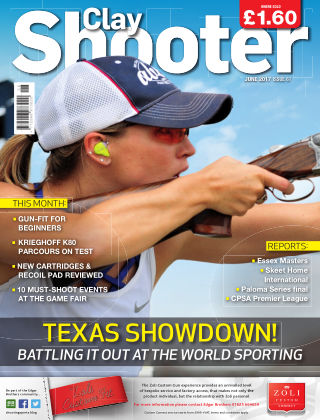 Clay Shooter June 2017