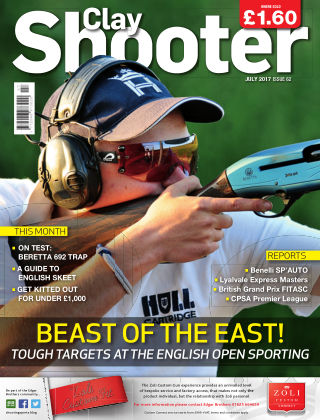 Clay Shooter July 2017