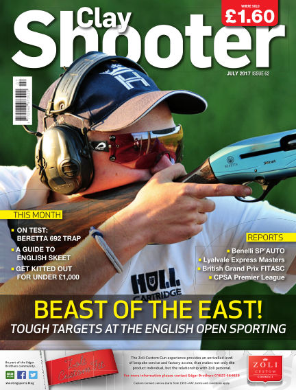 Clay Shooter June 21, 2017 00:00