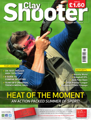 Clay Shooter August 2017