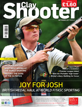 Clay Shooter September 2017