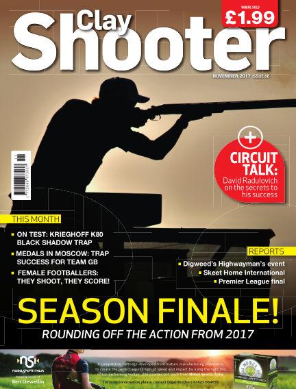 Clay Shooter October 25, 2017 00:00