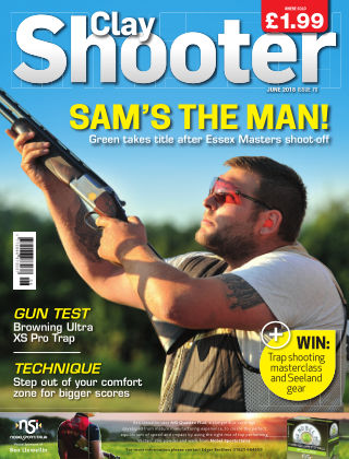 Clay Shooter June 2018