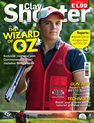 Clay Shooter July 2018