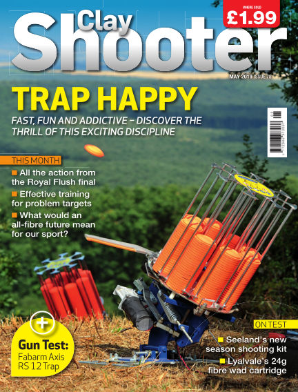 Clay Shooter Subscription Best Offer With Readly
