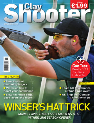 Clay Shooter June 2019