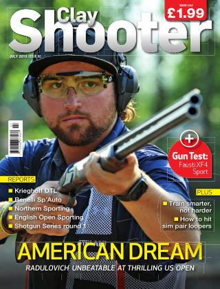 Clay Shooter July 2019