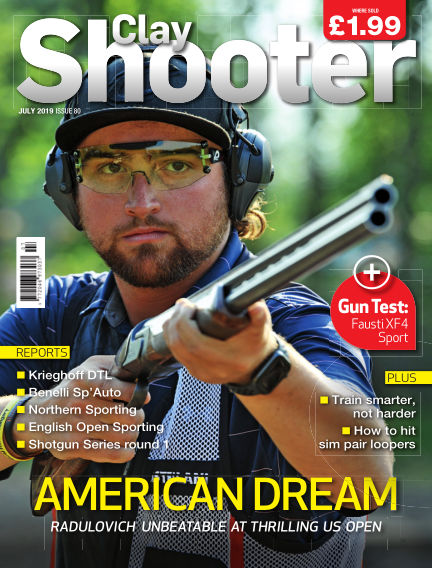 Clay Shooter June 19, 2019 00:00