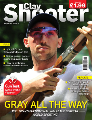 Clay Shooter August 2019
