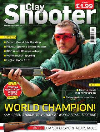 Clay Shooter September 2019