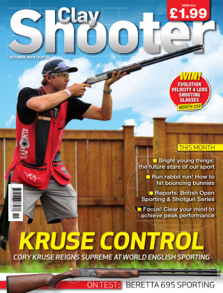 Clay Shooter October 2019