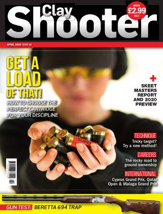 Clay Shooter April 2020