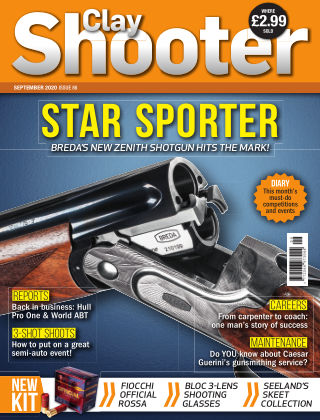 Clay Shooter September 2020