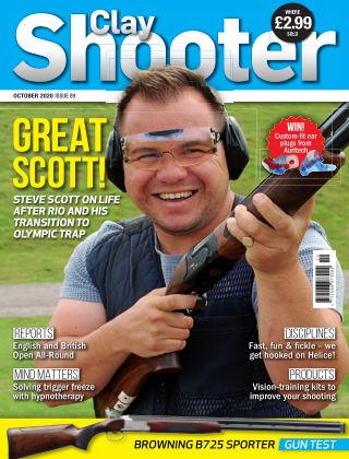 Clay Shooter October 2020