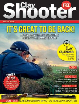 Clay Shooter May 2021