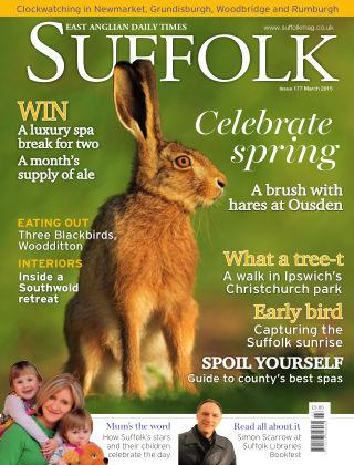 Suffolk Magazine March 2015