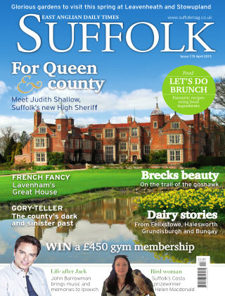 Suffolk Magazine April 2015