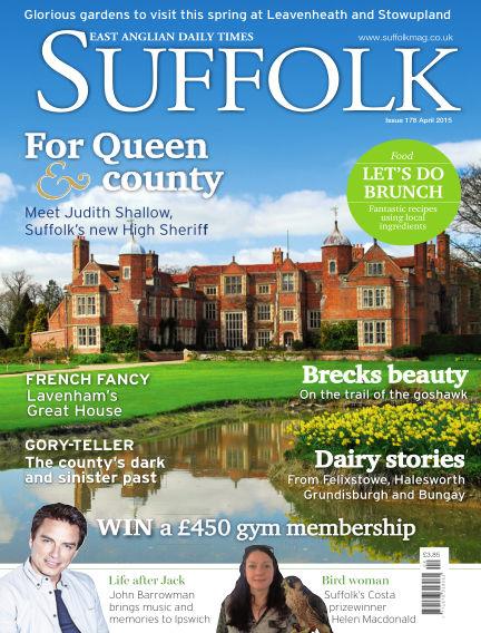 Suffolk Magazine March 20, 2015 00:00