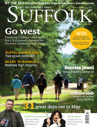 EADT Suffolk May 2015