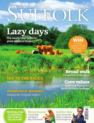 Suffolk Magazine June 2015