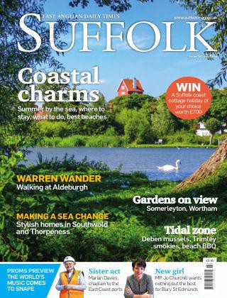 Suffolk Magazine July 2015
