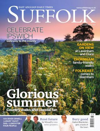 Suffolk Magazine August 2015