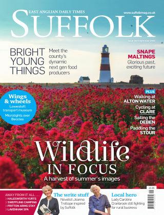 Suffolk Magazine September 2015