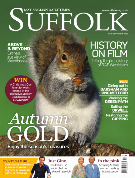 Suffolk Magazine September 18, 2015 00:00