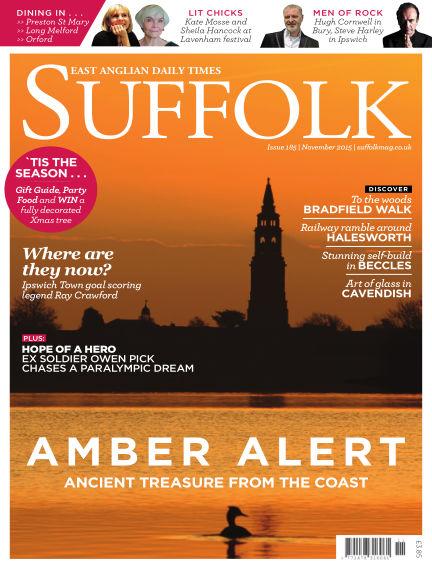 Suffolk Magazine October 23, 2015 00:00
