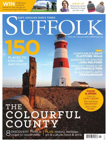 Suffolk Magazine December 29, 2015 00:00
