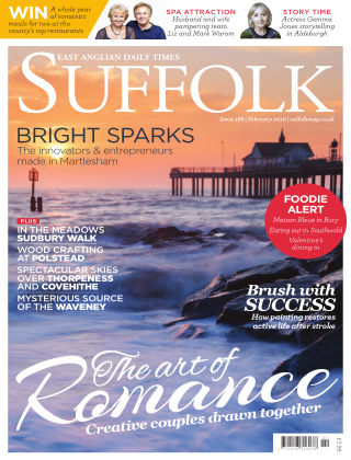 Suffolk Magazine February 2016