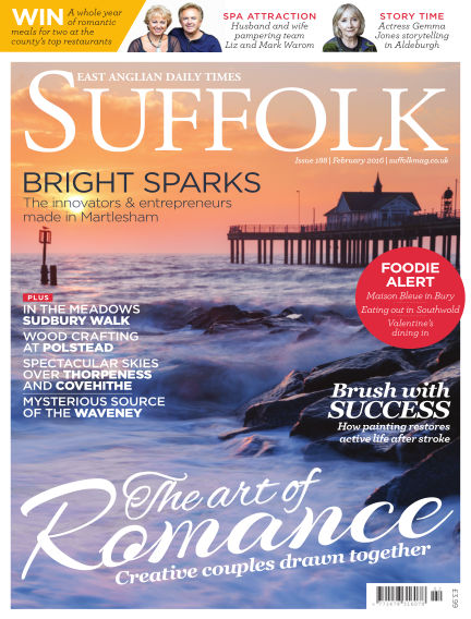 Suffolk Magazine January 22, 2016 00:00